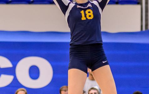 Golden Eagles sweep opening weekend of conference play