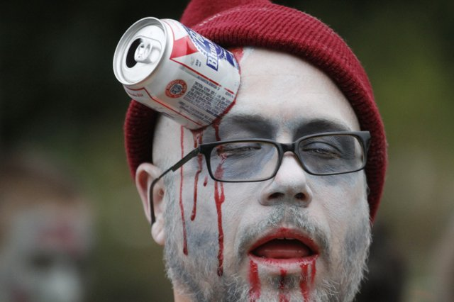 The Walking Drunk: Zombies invade Bay View bars – Marquette Wire