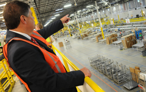 Wisconsin becomes 14th state to house Amazon facilities