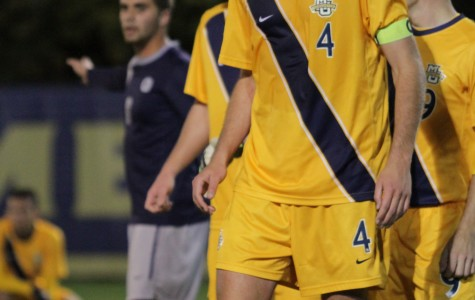 Marquette Soccer Player Spotlight: Axel Sjoberg