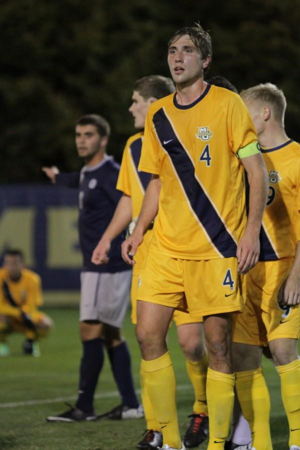 Marquette Soccer Player Spotlight: Axel Sjoberg