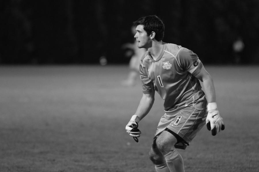 Marquette Soccer Player Spotlight: Charlie Lyon