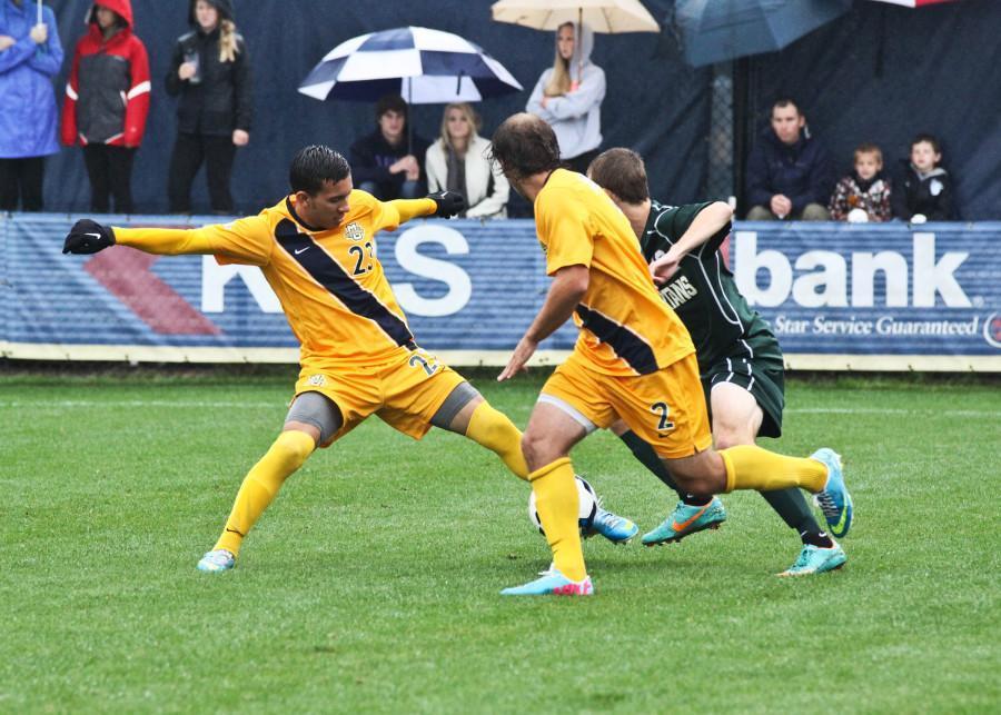 Marquette Soccer Player Spotlight: Bryan Ciesiulka/Paul Dillon