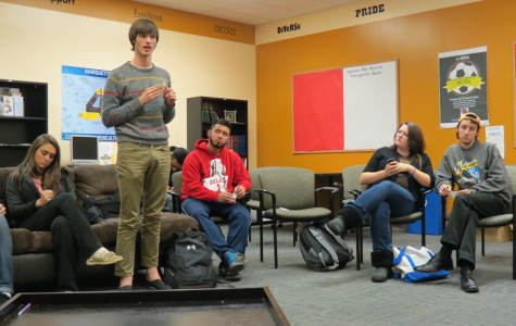 Students discuss LGBTQ concerns at townhall