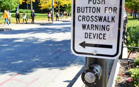 Pedestrian safety remains a concern despite push for crosswalk blinkers