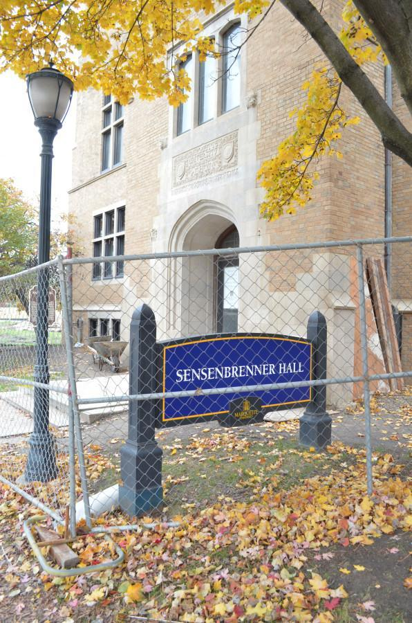 Sensenbrenner to reopen by March 5 after construction project concludes
