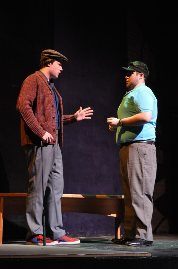 Marquette Theatre's 'Boys Next Door' opens social justice issues