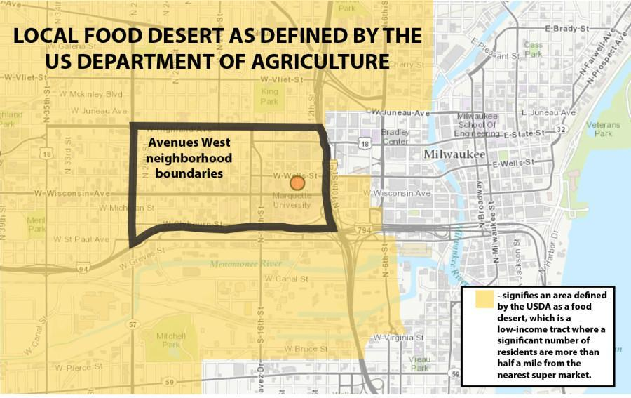 Community groups, MU students lack traction in solving food desert issue