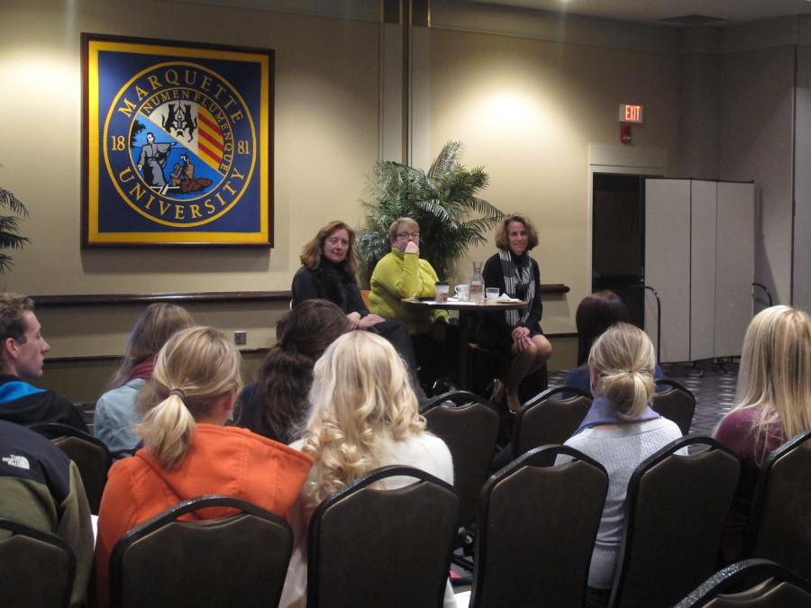 Students provide input at presidential forum