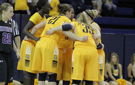 Marquette women falter in season finale