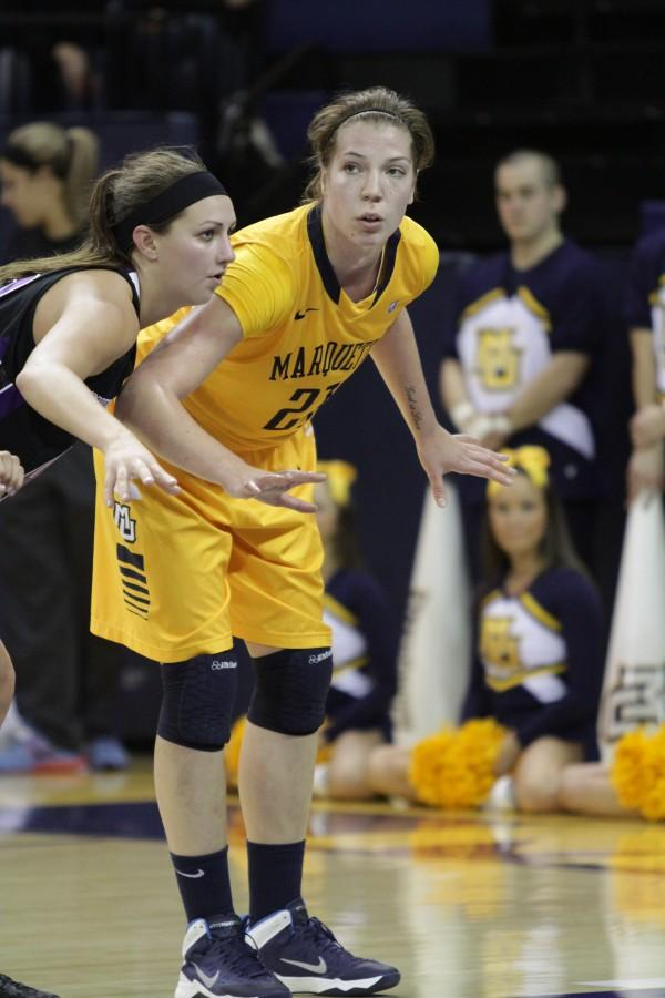 Plouffe eyeing NCAA Tournament to cap off prolific career