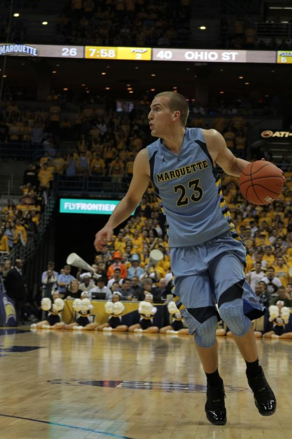 Marquette busts in Vegas, falls 75-68