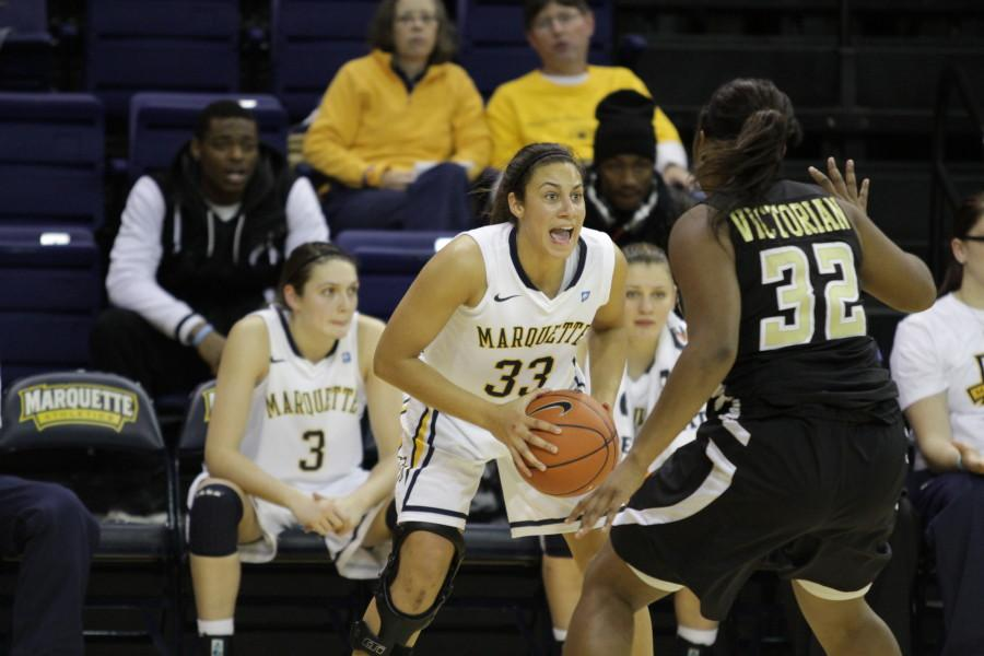 Women's basketball face two tough opponents over weekend