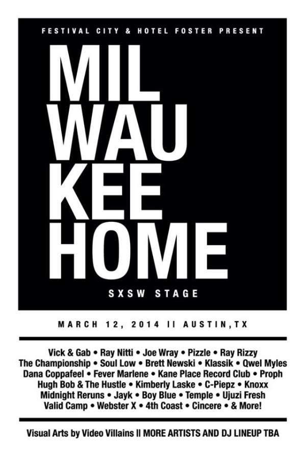 Milwaukee music on the move