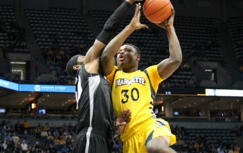 GOLDEN EAGLE: Marquette not concerned with being undersized