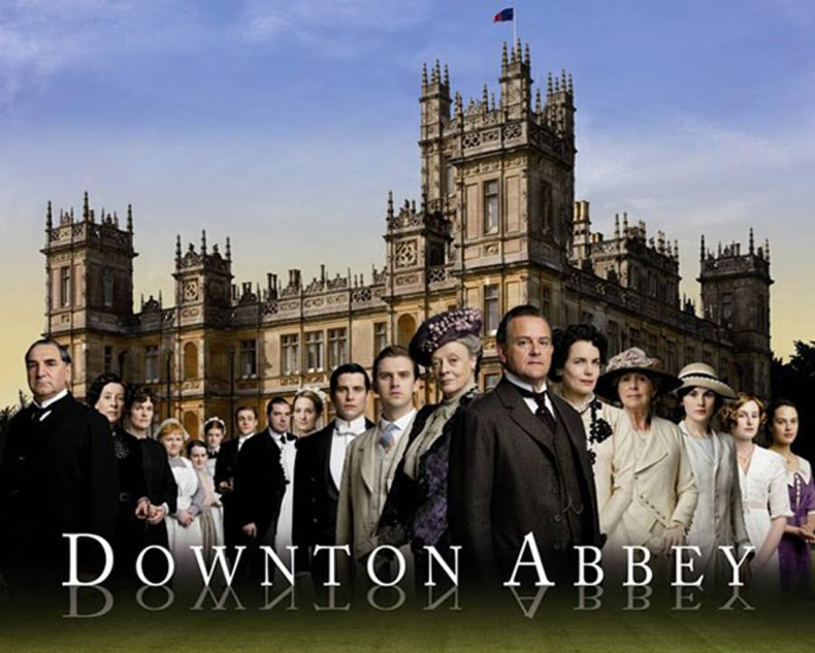 Downton+Abbey+airs+Sundays+at+8pm+on+PBS.