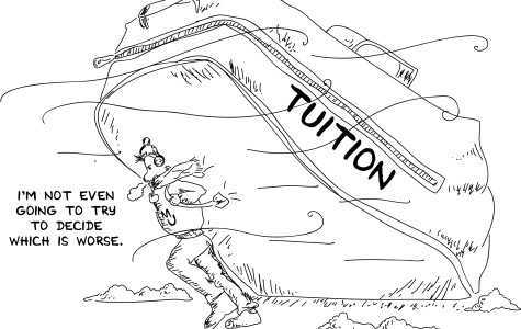 EDITORIAL: Tuition increase prompts need for additional information