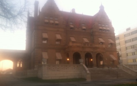 The Pabst Mansion, located near Marquette University's campus, was first introduced in the 1893 Chicago World's Fair.