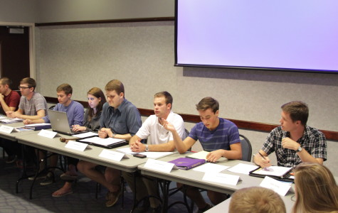 Ad hoc committee begins review of student organization funding