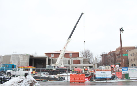 """Ivy on Fourteenth"" construction on schedule despite setbacks"