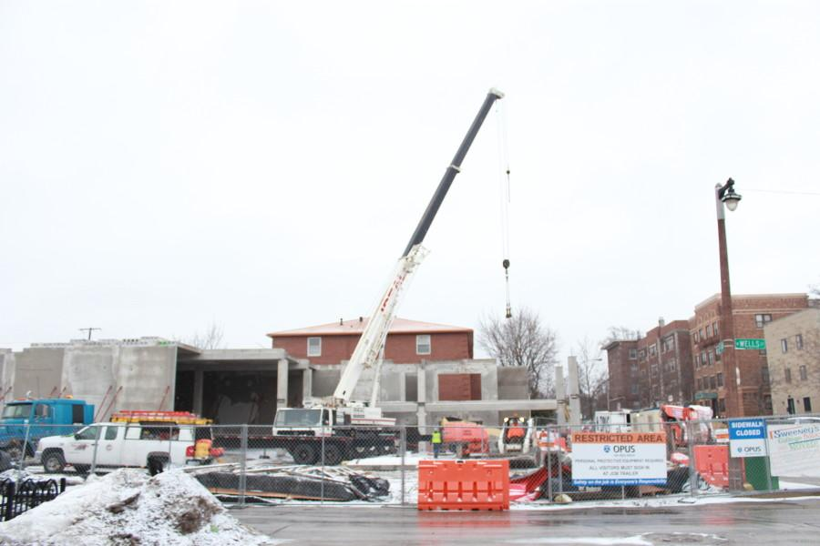 Ivy on Fourteenth construction on schedule despite setbacks