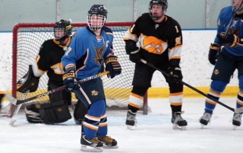 Club hockey's Vuoncino exudes leadership on and off ice