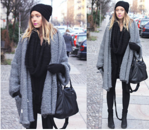 Keep warm with these fashion tips