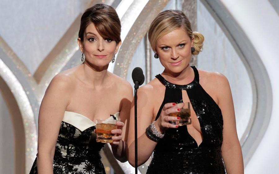 The dynamic duo host the Golden Globes for the second year in a row.