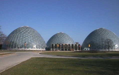 Under the Milwaukee domes