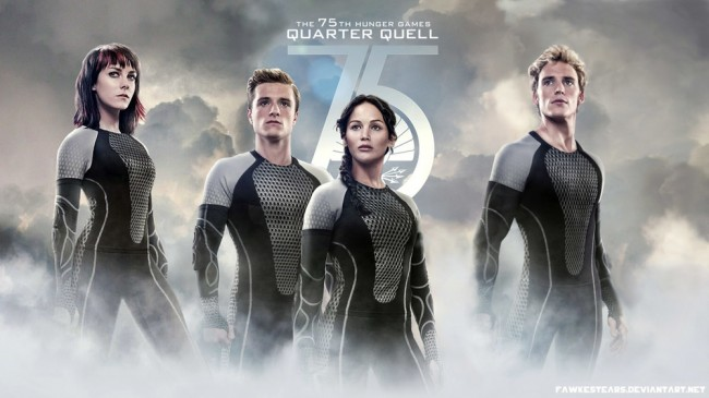 Catching Fire mania