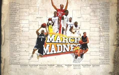 March Madness bracket busters