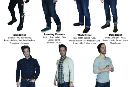 February Style: Men's Style Switch Up
