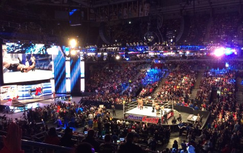WWE Smackdown packs punches at BMO Harris Bradley Center