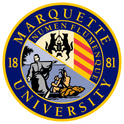 Marquette University seal