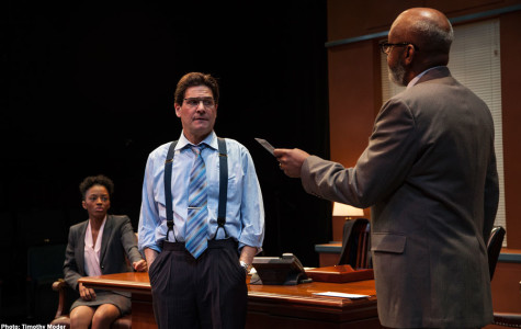 Next Act's 'Race' big on commentary, short on time