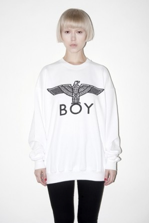 Boy Eagle Sweat