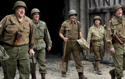"""The Monuments Men"" doesn't live up to star studded cast"