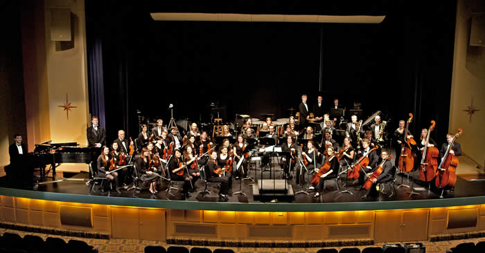 MU Orchestra features Bridgid Bibbens
