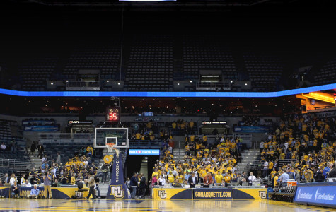 Is enthusiasm for Marquette basketball waning?