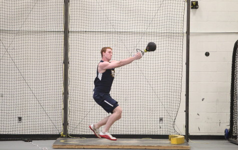 Koeck concludes at indoor nationals, MU starts outdoors