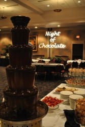 Night of Chocolate is one of MUSG's most popular events. Photo via Facebook.