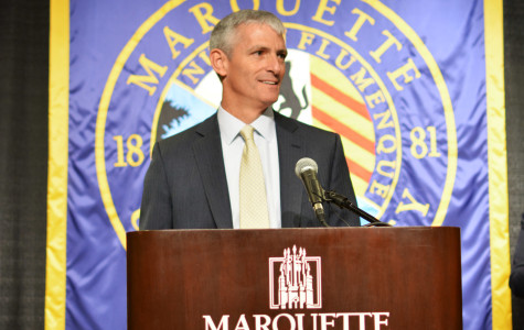 Lovell begins full-time role as 24th university president