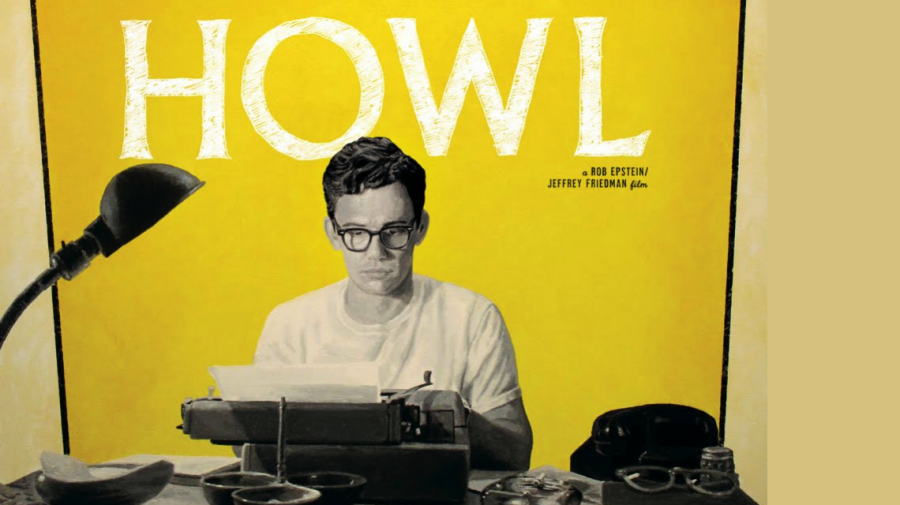 HOWL stars James Franco as iconic poet Allan Ginsberg. Photo via newaukee.com.