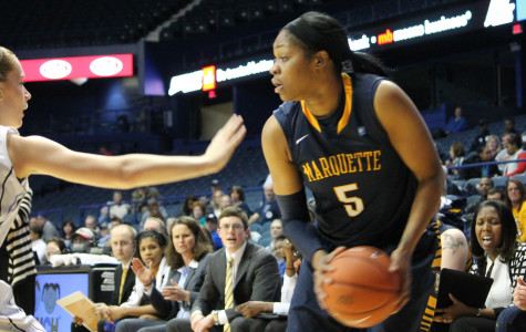 Marquette women downed by DePaul