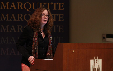 Lecture on sexual violence encourages action