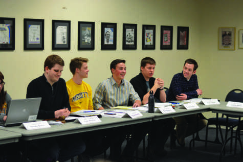 Marquette student government claims voter turnouts higher than national averages.