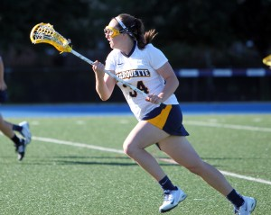 Marquette Women's Lacrosse vs. Grand Valley State University