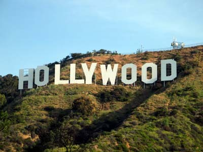 Hollywood held a monopoly on American film production for decades. Photo via latourist.com.