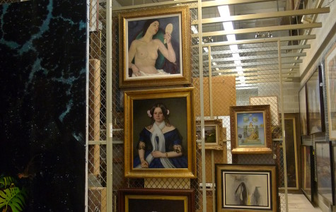 What does the Haggerty art collection really look like?
