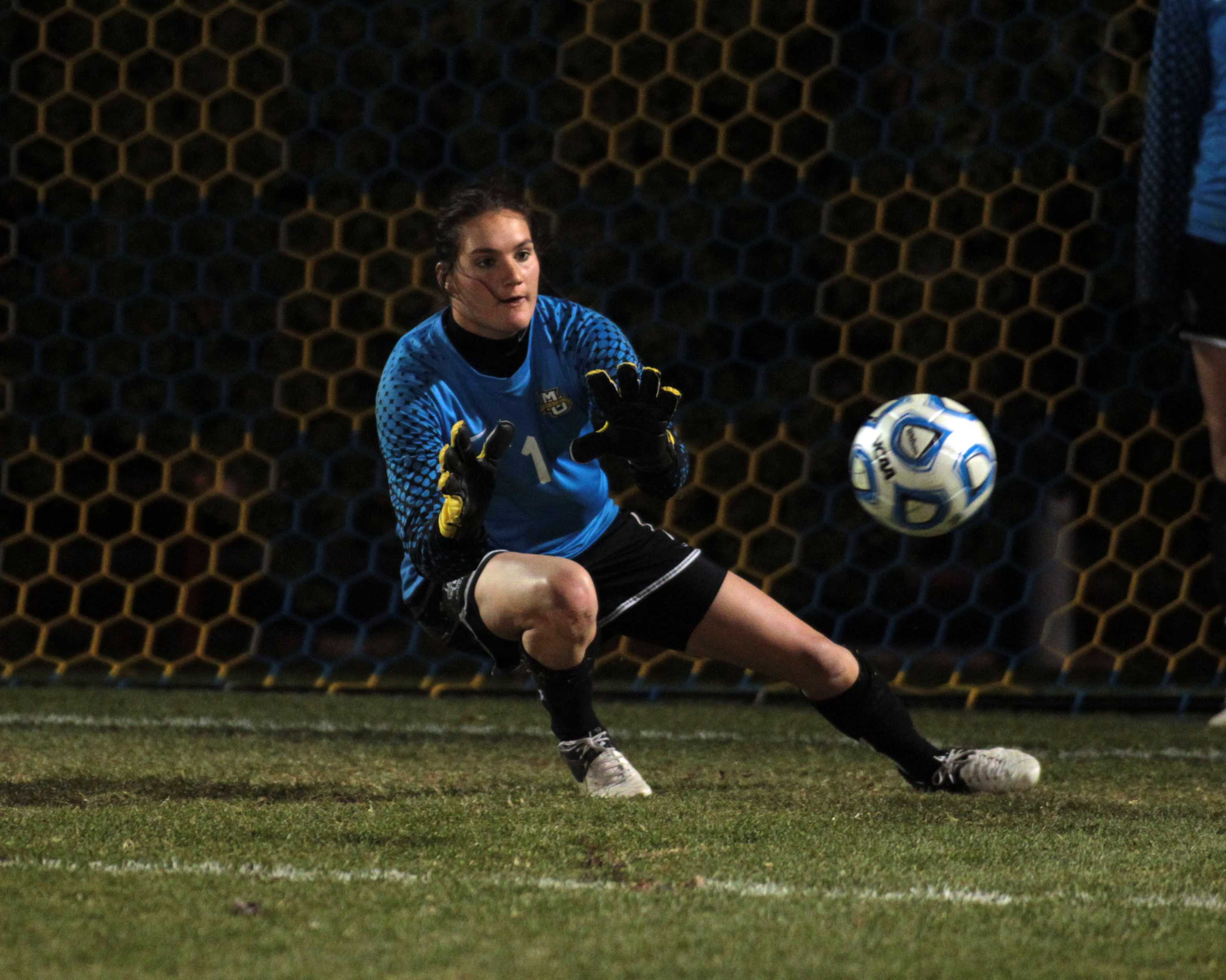 Womens Soccer Kick Off Spring Season With A Win Marquette Wire Bean Wiring Photo By Maggie Images